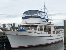 1978 Marine Trader 40 Double Cabin