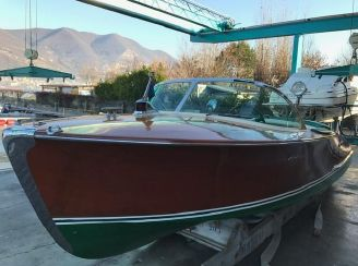1958 Riva Ariston