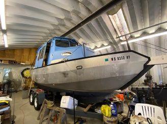 2012 Trawler Dahler 27' Aluminum Trawler