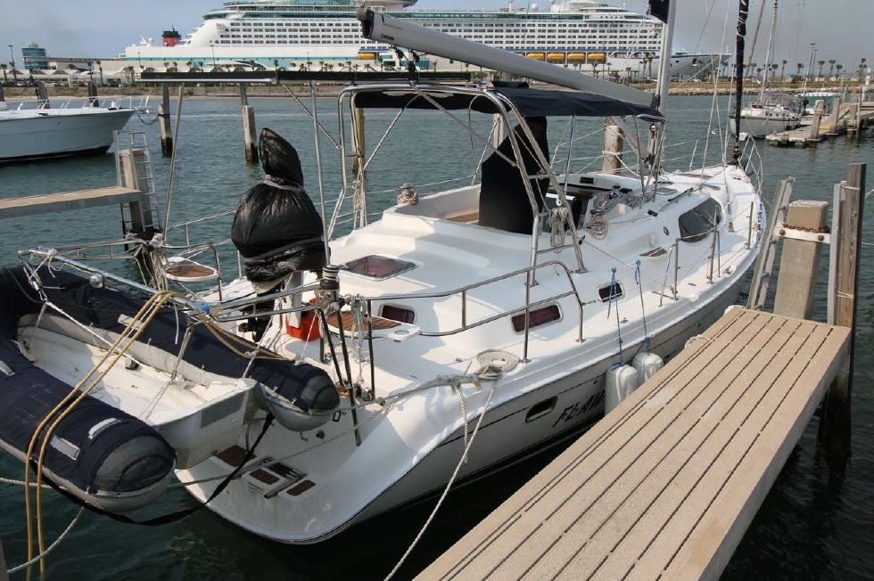 2008 Hunter 45 CC - Now in Port Canaveral, Florida