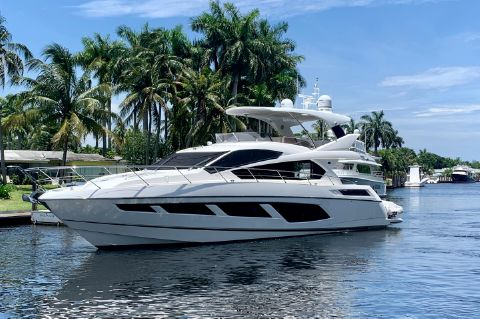 2016 Sunseeker Manhattan 65