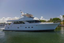 2009 Ocean Alexander OA 74