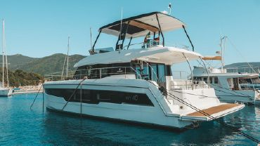 2019 Fountaine Pajot MY 40