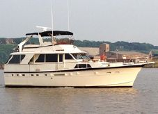 1981 Hatteras 53 Motor Yacht