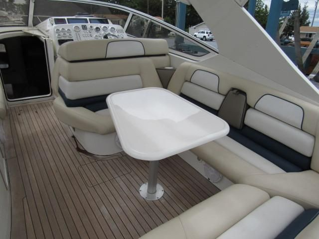 2004 Fountain 48 Express Cruiser - Deck 6