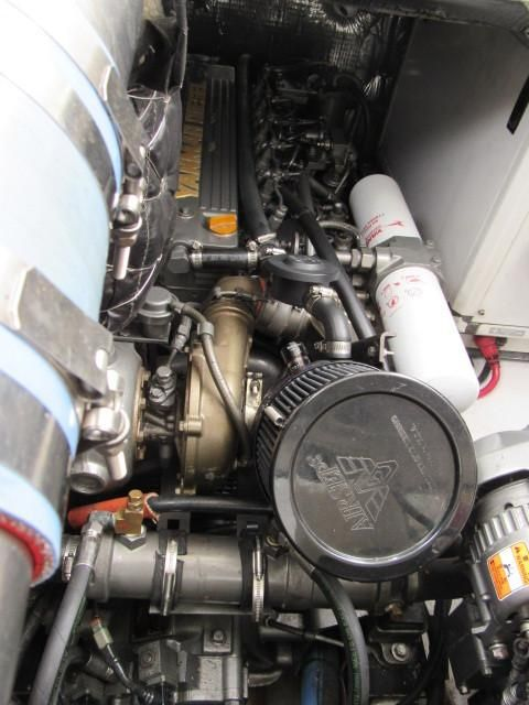 2004 Fountain 48 Express Cruiser - Engine & Mechanical Equipment 2