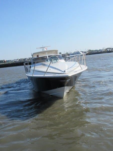 2004 Fountain 48 Express Cruiser - Profile 3