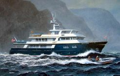 2022 Inace Yachts Overing