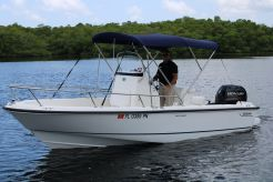 2013 Boston Whaler 19 OUTRAGE
