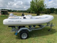 2015 Williams Jet Tenders 325 Turbo Jet