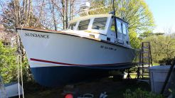 1984 Fortier 26 family-picnic, fish-charter