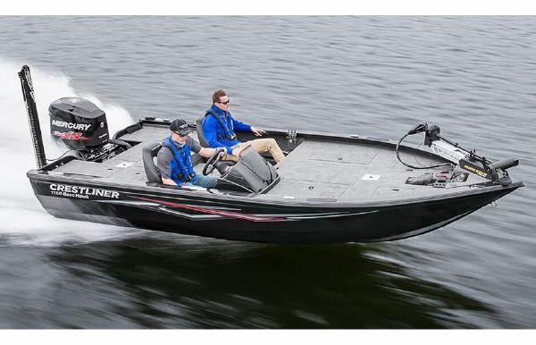 2018 Crestliner 1750 Bass Hawk