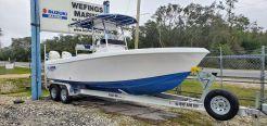 2020 Bluewater Sportfishing 23t