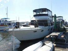1988 Custom Newburyport 40 Sundeck Trawler