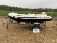 2010 Williams Jet Tenders 325 Turbo Jet