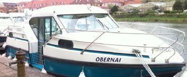 1996 Custom Nicol's Yacht Confort 900 DP