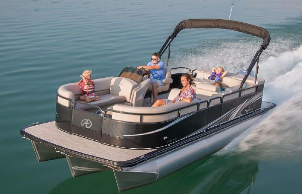 2018 Tahoe Pontoon GT Cruise - 21'