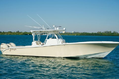 2013 Yellowfin 39