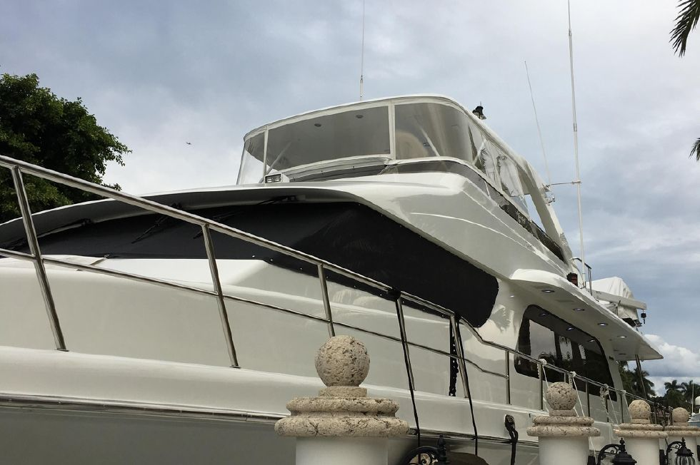 2005 Cheoy Lee 68 68 Boats for Sale - MCA Yachts