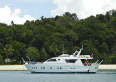 1984 Motor Yacht Alalunga