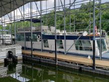 1974 Watercraft 57x15 Aluminum Houseboat