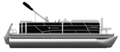 2021 Sweetwater SW2086BFX (Bow Fish) NEW MODEL from Godfrey Marine