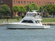 1998 Viking 50 Convertible