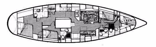 Interior Layout Drawing