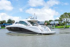2010 Sea Ray 58 sundancer