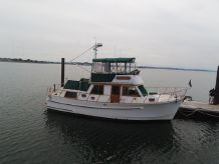 1984 Monk Trawler 36