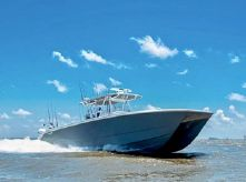 2018 Invincible Catamaran