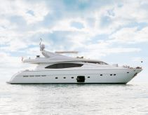 2005 Ferretti Yachts 881