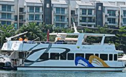2012 Catamaran Power Catamaran