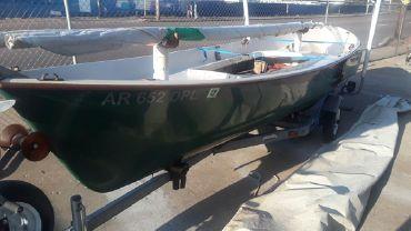 1996 Marine Concepts SeaPearl 21