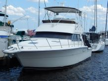 1996 Tiara Yachts 4300 Convertible