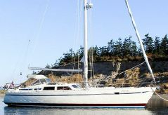 1982 Sceptre 41 Pilothouse Sloop