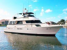 1988 Hatteras 67 Cockpit Motor Yacht