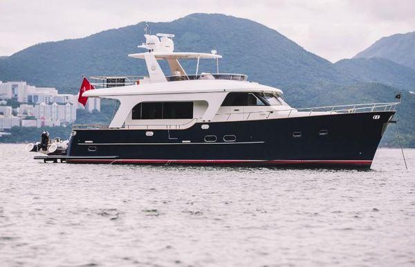 2018 Explorer Motor Yachts 58 Pilot House
