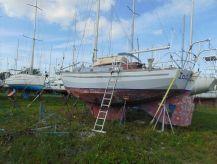 1986 Custom North Island Marine 33