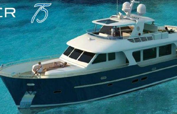 2018 Explorer Motor Yachts 75