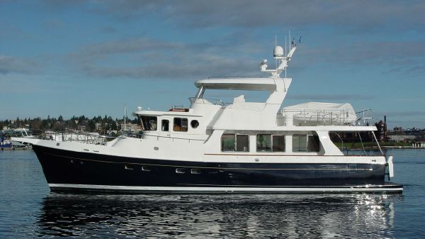 Selene 55 Pilothouse Trawler