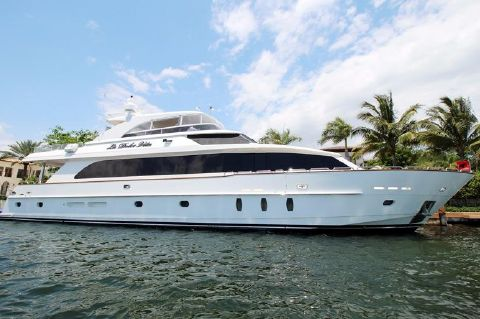 2009 Hargrave Raised Pilot House Motor Yacht