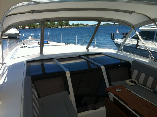 2011 Beneteau Broker Rhode Island