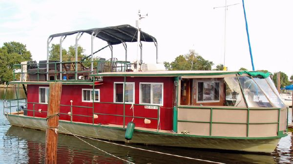 Kelly Houseboat 50