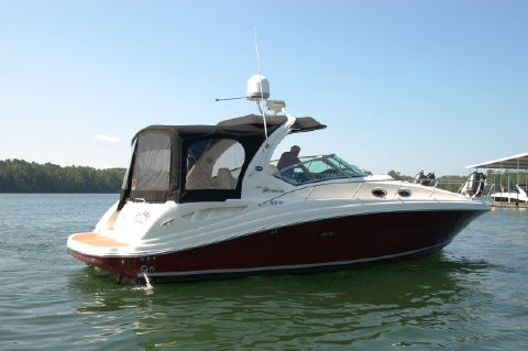 2006 Sea Ray 340 Sundancer - Profile 1