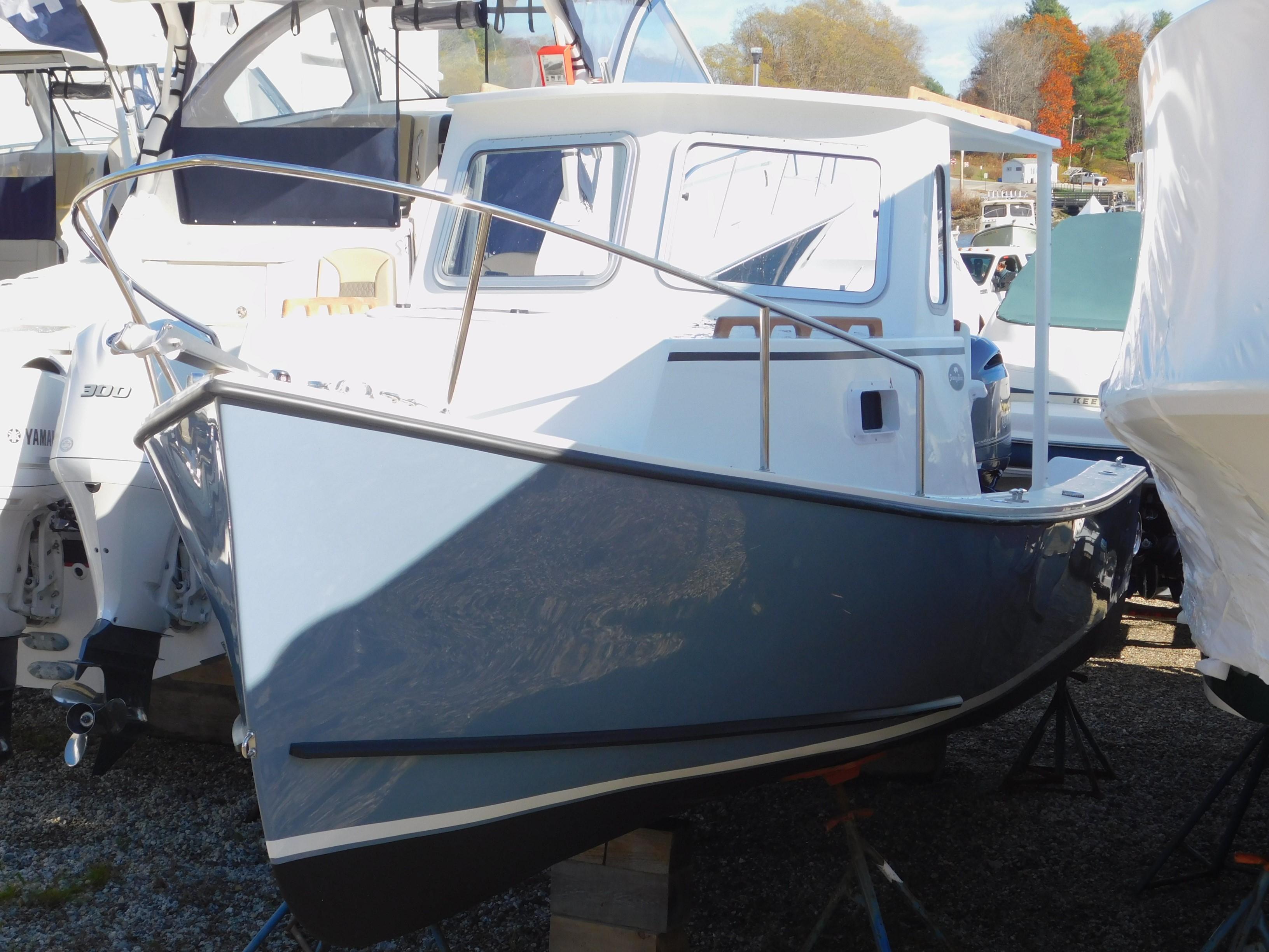 2020 Seaway 24 Hardtop Motor Båt til salgs