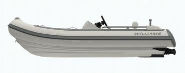 2021 Williams Jet Tenders Sportjet 395