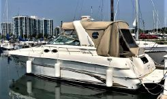 1999 Sea Ray Sundancer 310