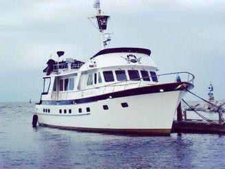 1983 Defever Trawler DEFEVER 68