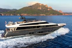 2021 Van Der Valk Raised Pilothouse 32m